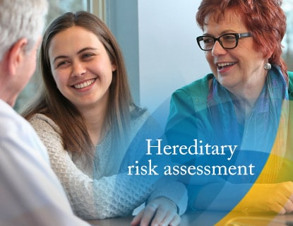 Hereditary risk assessment