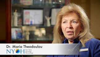 Dr. Maria Theodoulou on Northeast Public Radio's Medical Monday Program